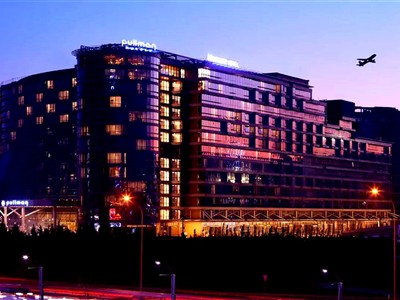 Pullman Istanbul Hotel & Convention Center İstanbul Bahçelievler Yenibosna