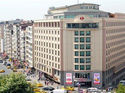 Ramada Plaza By Wyndham Istanbul City Center İstanbul Şişli Osmanbey