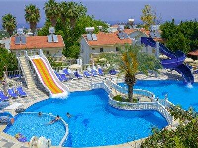 Riverside Garden Resort Girne