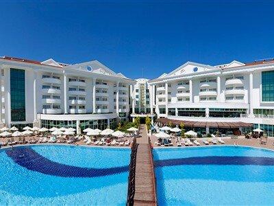 Roma Beach Resort Spa Antalya Side Gündoğdu