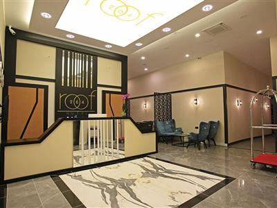 Roof 264 Hotel & Suites Sakarya Serdivan
