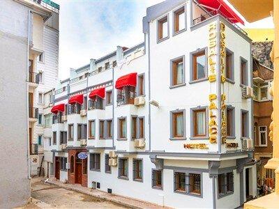 Rosalie Palace Hotel İstanbul Fatih Şehsuvar Bey Mahallesi