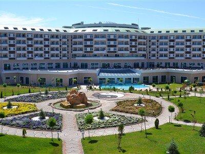 Safran Thermal Resort Sandıklı Afyon Sandıklı Hüdai Kaplıcaları