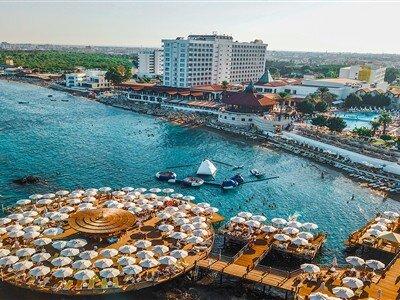 Salamis Bay Conti Resort Hotel Magosa