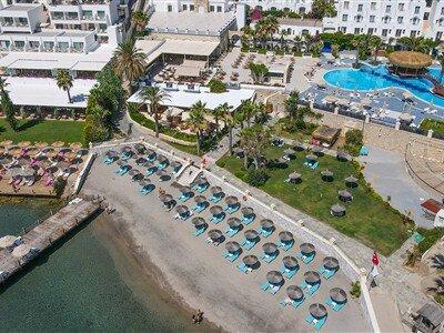 Salmakis Resort Spa Muğla Bodrum Bardakçı Koyu
