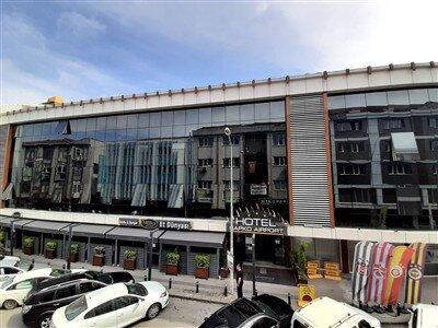 Sapko Airport Hotel İstanbul Bakırköy Yeşilköy