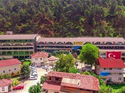 Sarot Termal Park Resort Otel Bolu Mudurnu Ilıca