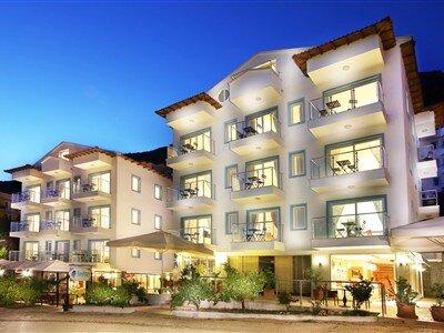 Saylam Suites Antalya Kaş Andifli