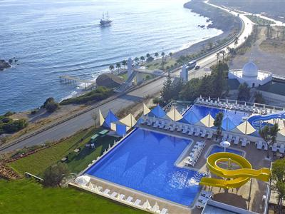 Sea Star İslami Otel Antalya Alanya Alanya Merkez