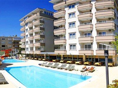 Sealine Suit Hotel Antalya Alanya Güller Pınarı
