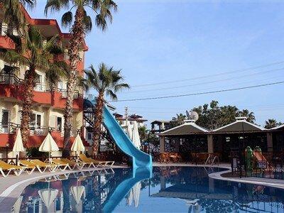 Semoris Hotel Side Antalya Side Side Merkez