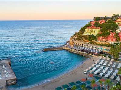 Senza Garden Holiday Club Antalya Alanya Konaklı