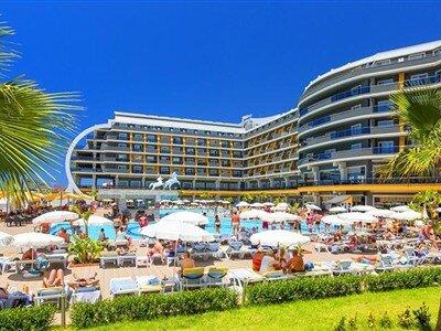 Senza The İnn Resort & Spa Antalya Alanya Türkler