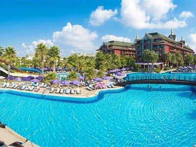 Siam Elegance Hotels Spa Antalya Belek Boğazkent