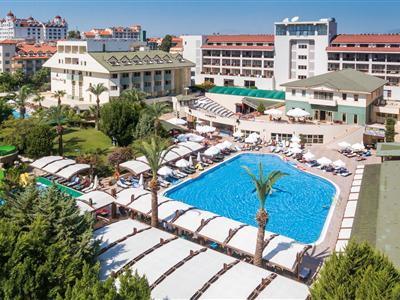 Side Breeze Hotel Antalya Side Evrenseki