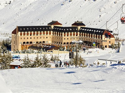 Sirene Davras Hotel Isparta Davraz Kul Ovası