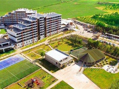 KRC Sivas Termal Hotel & Spa Sivas Yıldızeli Sıcak Çermik