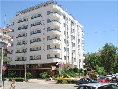 Suite Laguna Hotel Antalya Muratpaşa Güllük Caddesi