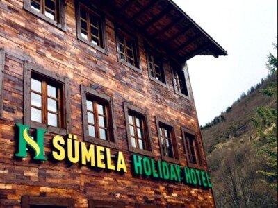 Sümela Holiday Hotel Trabzon Maçka Hamsiköy Bekçiler