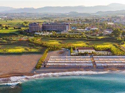 Sunmelia Beach Resort Hotel & Spa Antalya Side Kızılağaç