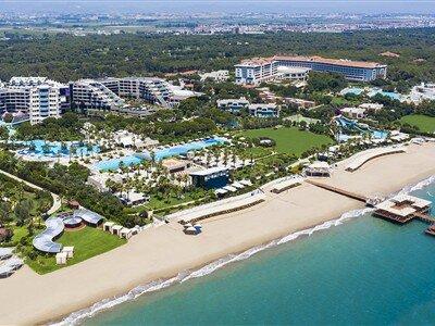 Susesi Luxury Resort Antalya Belek İskele