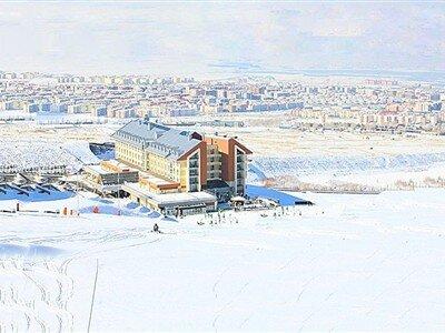 Sway Hotels Erzurum Palandöken Kümeevler