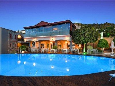Temenos Luxury Hotel & Spa Muğla Bodrum Ortakent