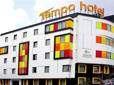 Tempo Hotel Çağlayan İstanbul Kağıthane Çağlayan