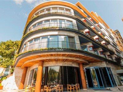 Terrace Suites İstanbul İstanbul Beyoğlu Sütlüce