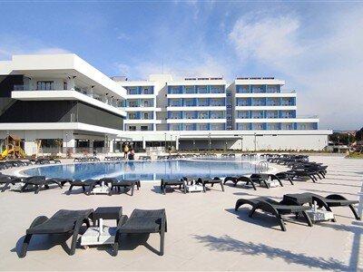Tezmadra Hotel Balıkesir Burhaniye Ören