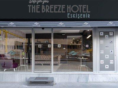 The Breeze Hotel Eskişehir Odunpazarı Arifiye Mahallesi