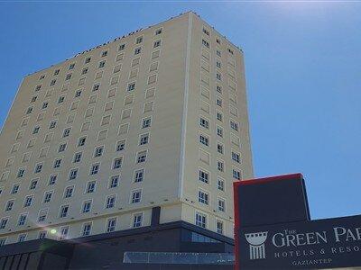 The Green Park Hotel Gaziantep Gaziantep Şehitkamil Mithatpaşa Mahallesi