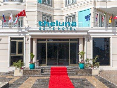 The Luna Suit Hotel Antalya Antalya Merkez