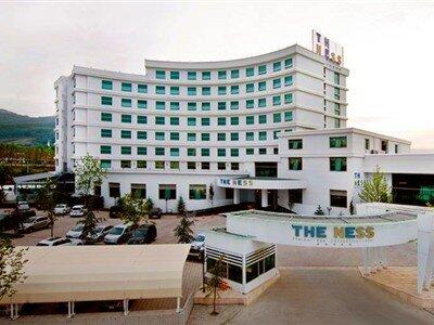 The Ness Thermal Hotel Kocaeli Başiskele Yeniköy Merkez