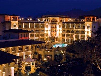The Savoy Ottoman Palace Casino Girne