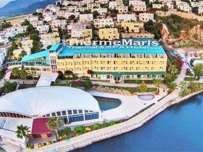 Thermemaris Health & Spa Resort Muğla Dalaman İncebel Mevkii