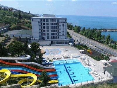 Tilya Resort Hotel Trabzon Akçaabat
