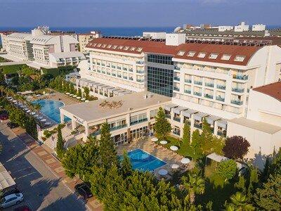 Titan Select Hotel Antalya Alanya Konaklı