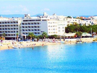 Tuntaş Beach Hotel Aydın Didim Altınkum