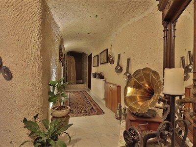 Turkish Cave House Hotel Nevşehir Kapadokya Ortahisar