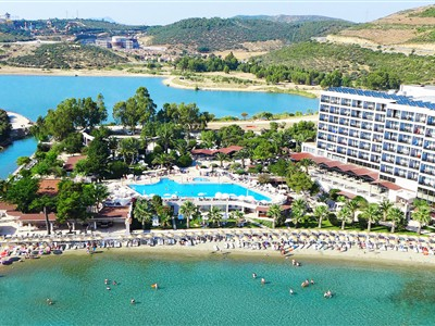 Tusan Beach Resort Aydın Kuşadası Bayraklıdere