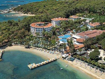 Utopia Resort & Residence Antalya Alanya Avsallar