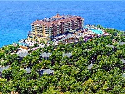 Utopia World Hotel Antalya Alanya Kargıcak