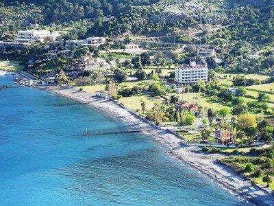 Verano Beach Hotel Muğla Marmaris Kumlubük