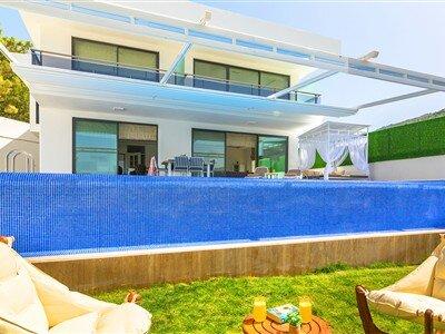 Villa Infinity Sky Antalya Kalkan İslamlar