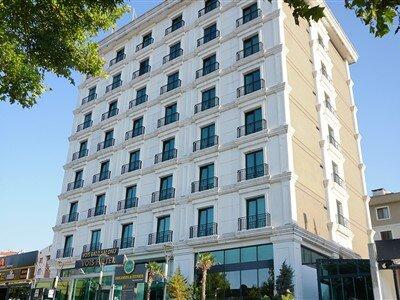 Vois Hotel Ataşehir İstanbul Ataşehir Ferhatpaşa Mahallesi