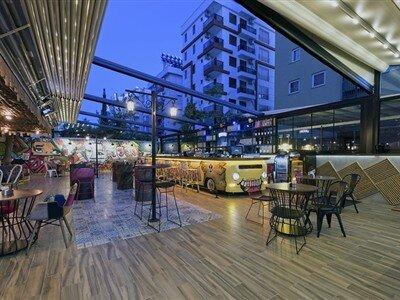 Voswos Garage Coffee Hotel Antalya