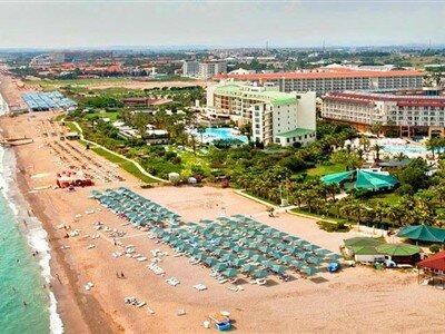 Washington Resort Hotel & Spa Antalya Side Kızılağaç