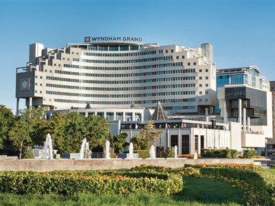 Wyndham Grand Kayseri Hotel Kayseri Kocasinan Kocasinan Merkez