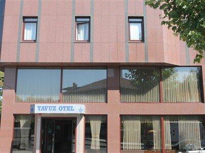 Yavuz Otel İstanbul Fatih Topkapı